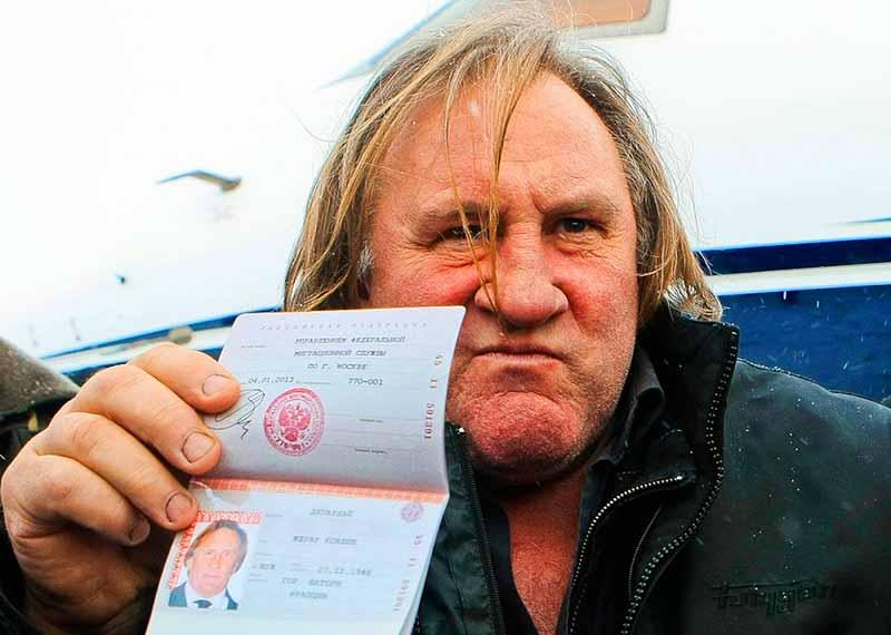 Какие документы необходимы для получения гражданства РФ