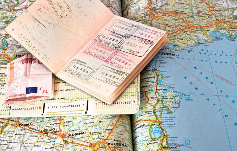 Какие документы подавать для загранпаспорта