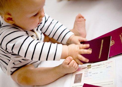 Какие документы нужны для прописки новорожденного в 2017 году?