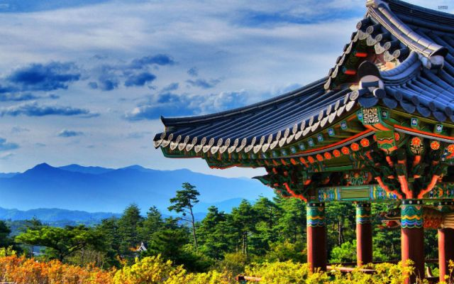 Оформление визы в Корею