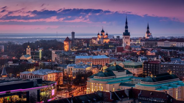 Как получить визу в Эстонию самостоятельно?